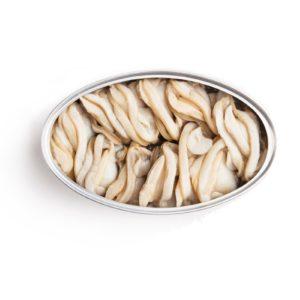 Almejas Blancas al Natural 8 - 10 piezas Grandes