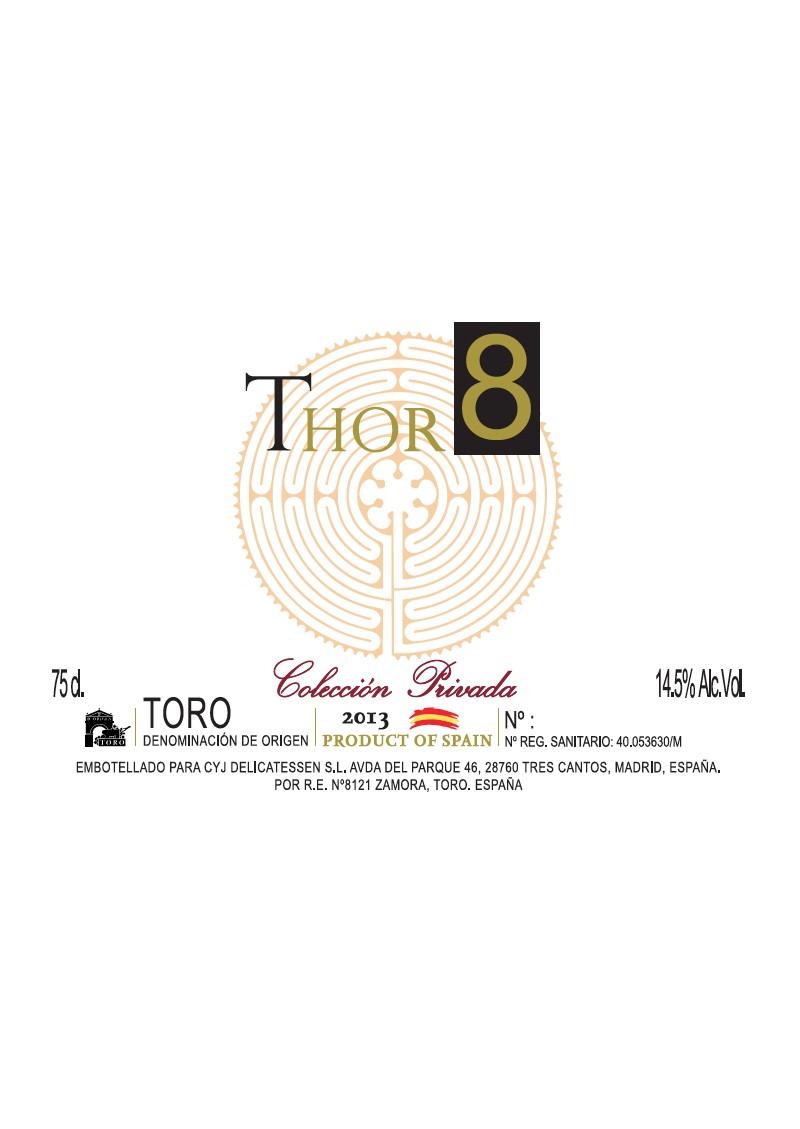 THOR8 Colección Privada 2014