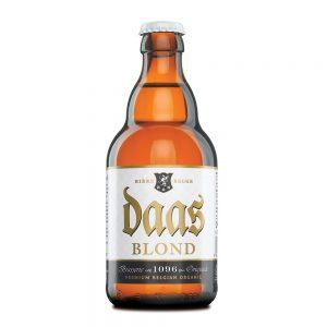 Cerveza Daas Blonde sin gluten