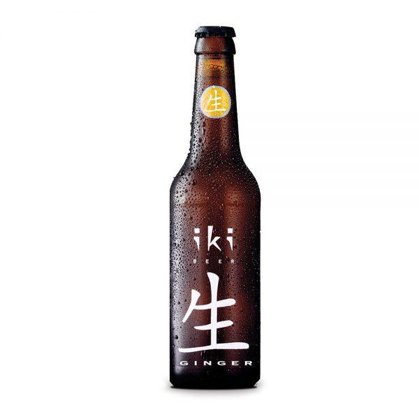 Cerveza IKI Ginger