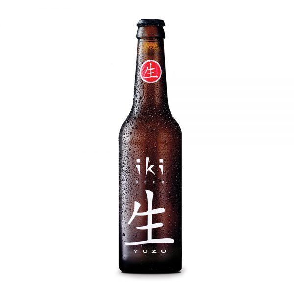 Cerveza IKI YUZU